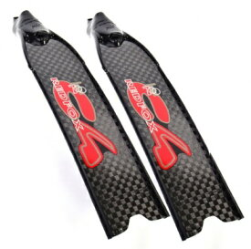C4 Fins Redfox 25 カーボンファイバー ロングフィン 魚突き スピアフィッシング 専用 銛 手銛 もり ヤス ダイビンググローブ シュノーケル フィン