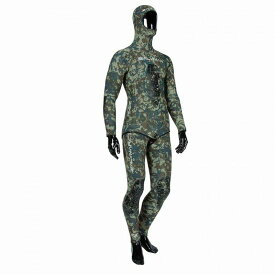 Salvimar サルビマー 7 mm 2ピース ダイビング ウェットスーツ N.A.T. スピアフィッシング 魚突き 手銛 スキューバダイビング シュノーケル ウエットスーツ スノーケル ダイブ ウェット セミドライ スーツ フルスーツ マリンスポーツ