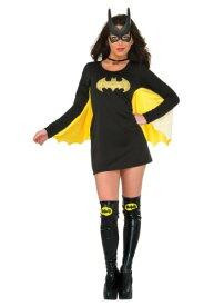 Women's Bat女の子 DC Wing Dress コスチューム ハロウィン レディース コスプレ 衣装 女性 仮装 女性用 イベント パーティ ハロウィーン 学芸会
