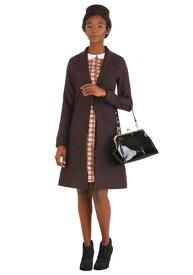 Womens Rosa Parks コスチューム ハロウィン レディース コスプレ 衣装 女性 仮装 女性用 イベント パーティ ハロウィーン 学芸会