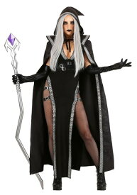 Women's Urban Warlock コスチューム ハロウィン レディース コスプレ 衣装 女性 仮装 女性用 イベント パーティ ハロウィーン 学芸会