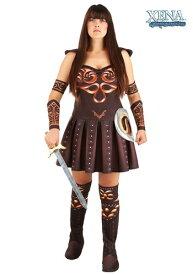大きいサイズ Xena Warrior Princess コスチューム ハロウィン レディース コスプレ 衣装 女性 仮装 女性用 イベント パーティ ハロウィーン 学芸会