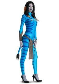 大人用 Avatar Neytiri コスチューム ハロウィン レディース コスプレ 衣装 女性 仮装 女性用 イベント パーティ ハロウィーン 学芸会