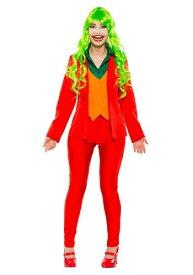 Wicked Prankster コスチューム For Women ハロウィン レディース コスプレ 衣装 女性 仮装 女性用 イベント パーティ ハロウィーン 学芸会
