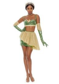 Womens Bayou Beauty コスチューム ハロウィン レディース コスプレ 衣装 女性 仮装 女性用 イベント パーティ ハロウィーン 学芸会