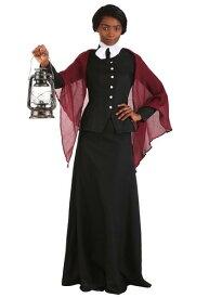 Women's Harriet Tubman コスチューム ハロウィン レディース コスプレ 衣装 女性 仮装 女性用 イベント パーティ ハロウィーン 学芸会