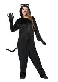 ブラック Cat コスチューム for 大人用s ハロウィン レディース コスプレ 衣装 女性 仮装 女性用 イベント パーティ ハロウィーン 学芸会
