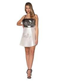 Salty Salt Shaker Women's Dress コスチューム ハロウィン レディース コスプレ 衣装 女性 仮装 女性用 イベント パーティ ハロウィーン 学芸会