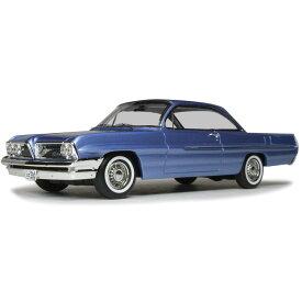 Goldvarg Collection ゴールドバーグコレクション 1961 Pontiac ポンティアック Catalina Twilight Mist 1/43 Scale スケール Diecast Model ダイキャスト ミニカー おもちゃ 玩具 コレクション ミニ・...