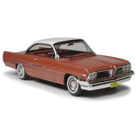 Goldvarg Collection ゴールドバーグコレクション 1961 Pontiac ポンティアック Catalina Rose Metallic 1/43 Scale スケール Diecast Model ダイキャスト ミニカー おもちゃ 玩具 コレクション ミニ・...