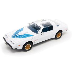 Lucky ラッキー 1979 Pontiac ポンティアック Police Fire EMS ポリス /ファイア/EMS bird Trans AM - White 1/43 Scale スケール Diecast Model ダイキャスト ミニカー おもちゃ 玩具 コレクション ・...