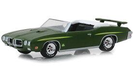 Greenlight Barrett-Jackson 1970 Pontiac ポンティアック GTO Judge Ram Air Convertible 1/64 Scale スケール Diecast Model ダイキャスト ミニカー おもちゃ 玩具 コレクション ミ・...