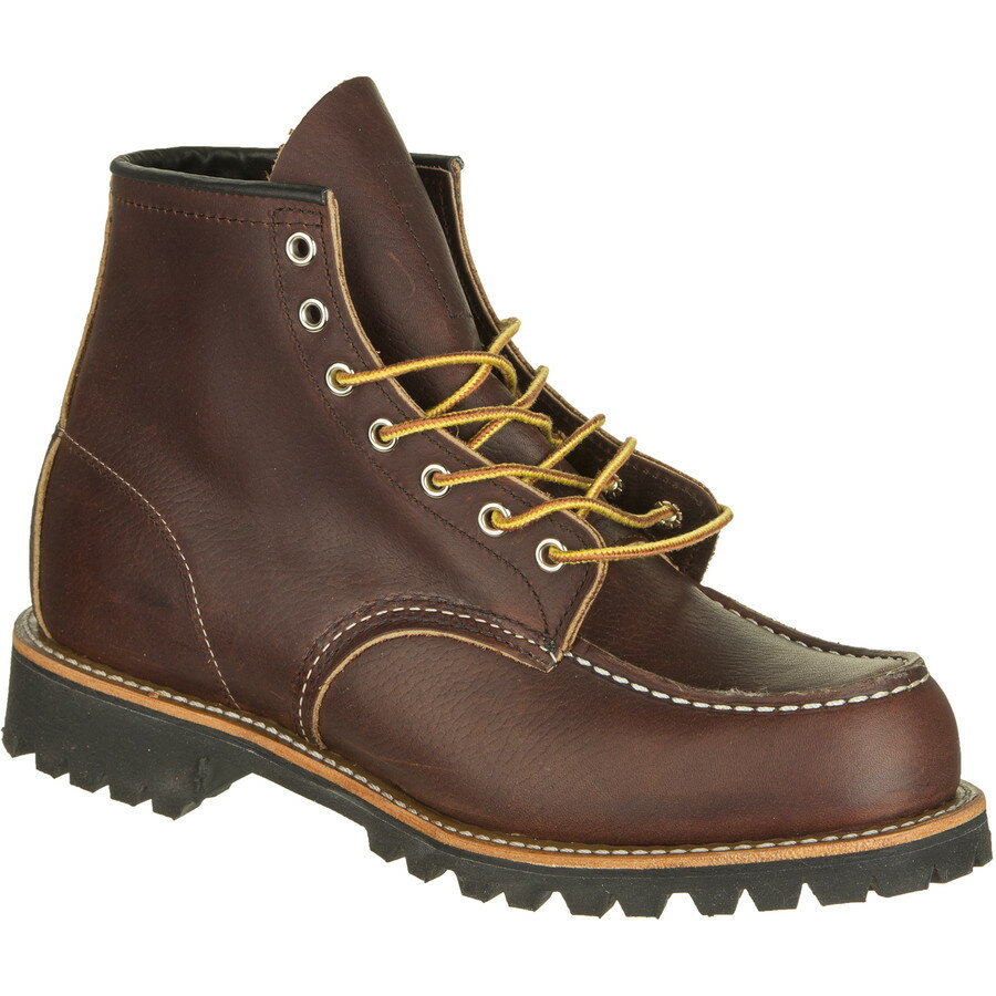 Red Wing Heritage Classic Moc Roughneck Boot - Men's Briar Oil Slick アウトドア メンズ 男性用 靴 シューズ ブーツ Boots & Shoes