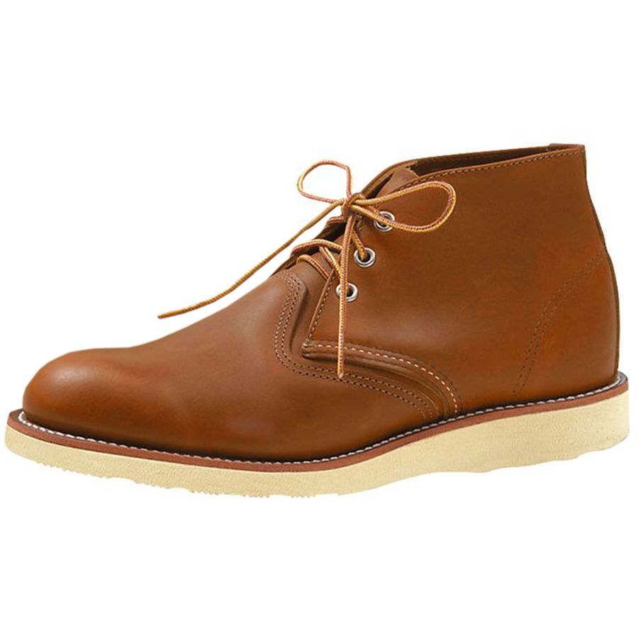 Red Wing Heritage Chukka Boot - Men's Oro-Iginal アウトドア メンズ 男性用 靴 シューズ ブーツ Boots & Shoes