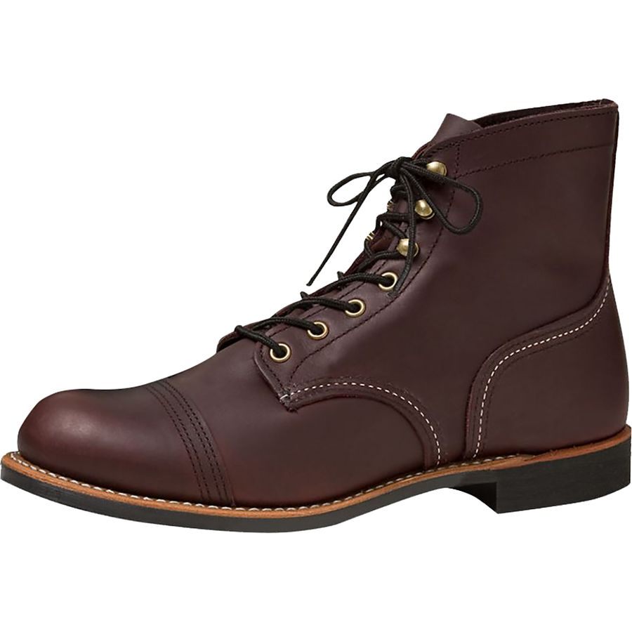 Red Wing Heritage 6-Inch Iron Ranger Boot - Men's Oxblood Mesa アウトドア メンズ 男性用 靴 シューズ ブーツ Boots & Shoes