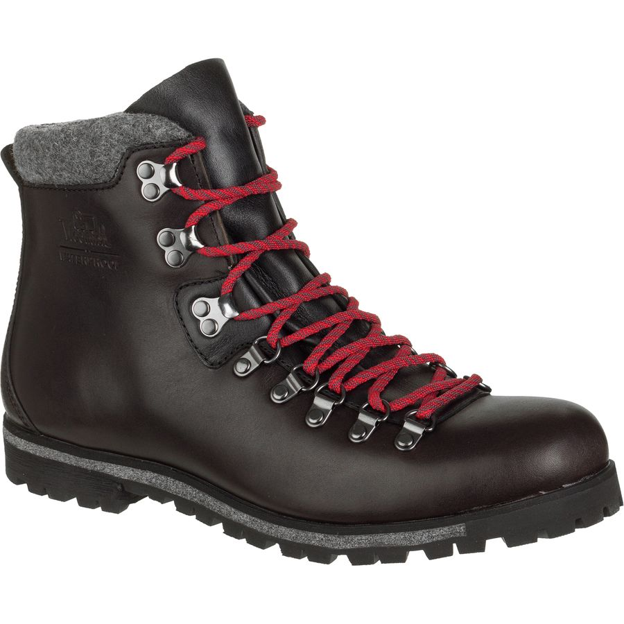 Woolrich Footwear Packer Boot - Men's Full Grain Vintage Black アウトドア メンズ 男性用 靴 シューズ ブーツ Boots & Shoes