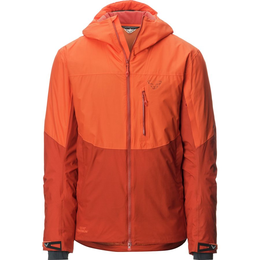 Dynafit Meteorite Windstopper Primaloft Jacket - Men's General Lee メンズ 男性用 アウトドア スキー ジャケット コート アウター Ski Jackets