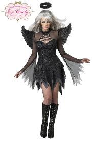 fc085289f15ad フォールン Fallen Angel 大人用コスチューム ハロウィン コスプレ 衣装 仮装 大人用 面白い 学園祭 文化