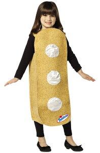 Hostess Twinkie 子供用コスチューム (4-6X) コスチューム クリスマス ハロウィン コスプレ 衣装 仮装 男の子 女の子 子供 小学生 かわいい 面白い 食べ物 かぼちゃ 飲み物 学園祭 文化祭 学祭 大学