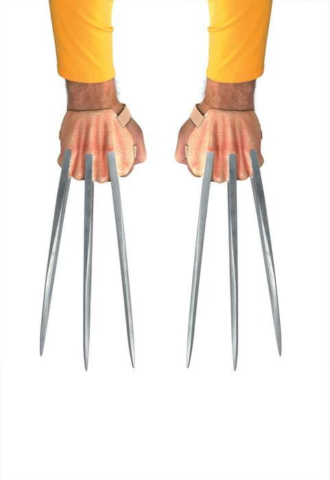 アメコミ マーベルヒーローズ エックスメン X-Men ウルヴァリン Origins Adamantium Claws コスチューム ハロウィン コスプレ 衣装 仮装 男の子 女の子 子供 小学生 かわいい 面白い ヒーロー 学園祭 文化祭 学祭 大学祭 高校 イベント
