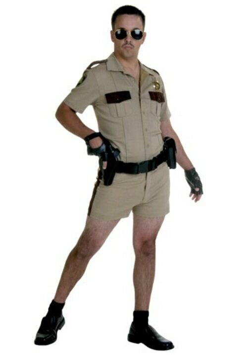 コスプレ ハロウィン SHORT SHORT SHERIFF 大人用 男性用 衣装 衣装 学園祭 文化祭 コスチューム 仮装 変装