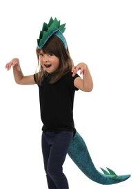 恐竜   Stegosaurus コスチューム Kit   ハロウィン コスプレ 衣装 仮装 小道具 おもしろい イベント パーティ ハロウィーン 発表会 デコレーション リボン アクセサリー メンズ レディース 子供 おしゃれ かわいい