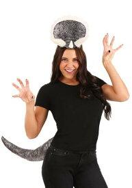 トリケラトプス 恐竜 Head & Tail Kit   ハロウィン コスプレ 衣装 仮装 小道具 おもしろい イベント パーティ ハロウィーン 発表会 デコレーション リボン アクセサリー メンズ レディース 子供 おしゃれ かわいい