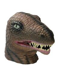 デラックス 恐竜 Latex マスク for 大人用s   ハロウィン コスプレ 衣装 仮装 小道具 おもしろい イベント パーティ ハロウィーン 発表会 デコレーション リボン アクセサリー メンズ レディース 子供 おしゃれ かわいい