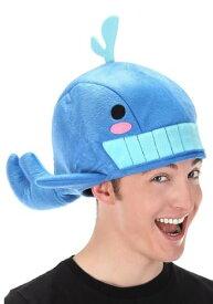 キッズ Blue Whale Quirky Kawaii 帽子 ハット   ハロウィン コスプレ 衣装 仮装 小道具 おもしろい イベント パーティ ハロウィーン 発表会 デコレーション リボン アクセサリー メンズ レディース 子供 おしゃれ かわいい