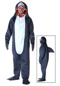 大きいサイズ Shark コスチューム ハロウィン メンズ コスプレ 衣装 男性 仮装 男性用 イベント パーティ ハロウィーン 学芸会