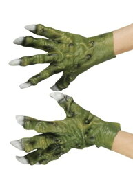 Green Latex Monster Hands ハロウィン コスプレ 衣装 仮装 小道具 おもしろい イベント パーティ ハロウィーン 学芸会 学園祭 学芸会 ショー お遊戯会 二次会 忘年会 新年会 歓迎会 送迎会 出し物 余興 誕生日 発表会 バレンタイン ホワイトデー