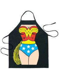 Wonder Woman Character Apron ハロウィン コスプレ 衣装 仮装 小道具 おもしろい イベント パーティ ハロウィーン 学芸会 学園祭 学芸会 ショー お遊戯会 二次会 忘年会 新年会 歓迎会 送迎会 出し物 余興 誕生日 発表会 バレンタイン ホワイトデー