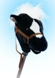 "Easy Ride 'Em 33\"" ブラック Horse on a Stick ハロウィン コスプレ 衣装 仮装 小道具 おもしろい イベント パーティ ハロウィーン 学芸会 学園祭 学芸会 ショー お遊戯会 二次会 忘年会 新年会 歓迎会 送迎会 出し物 余興 誕生日 発表会 バレンタイン ホワイトデー"