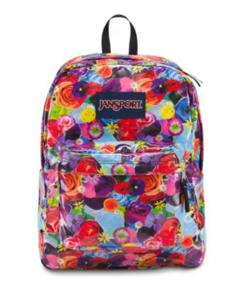 JANSPORT ジャンスポーツ バックパック リュックサック HIGH STAKES MULTI TWIGGY POP バッグ カバン