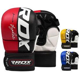 RDX ボクシング スパーリング グローブ マジックテープ 式 3色 T6 | オープンフィンガー MMA 総合格闘技 キックボクシング K-1 UFC 男女 プロ プロボクサー アマチュア ボクサー 空手 柔術 ムエタイ テコンドー シュートボクシング WBA バンテージ