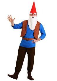 Men's Gnome コスチューム ハロウィン メンズ コスプレ 衣装 男性 仮装 男性用 イベント パーティ ハロウィーン 学芸会 学園祭 学芸会 ショー お遊戯会 二次会 忘年会 新年会 歓迎会 送迎会 出し物 余興 誕生日 発表会 バレンタイン ホワイトデー