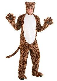 大人用 Leapin' Leopard コスチューム ハロウィン メンズ コスプレ 衣装 男性 仮装 男性用 イベント パーティ ハロウィーン 学芸会 学園祭 学芸会 ショー お遊戯会 二次会 忘年会 新年会 歓迎会 送迎会 出し物 余興 誕生日 発表会 バレンタイン ホワイトデー