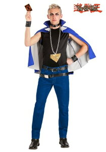 Yu-Gi-Oh's YuGi Men's コスチューム ハロウィン メンズ コスプレ 衣装 男性 仮装 男性用 イベント パーティ ハロウィーン 学芸会 学園祭 学芸会 ショー お遊戯会 二次会 忘年会 新年会 歓迎会 送迎