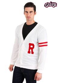 【ポイント5倍】デラックス Grease Rydell High Men's Letterman Sweater ハロウィン メンズ コスプレ 衣装 男性 仮装 男性用 イベント パーティ ハロウィーン 学芸会