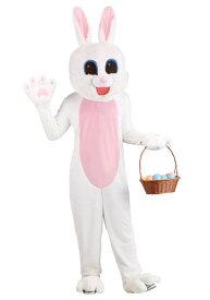 【ポイント5倍】大人用 大きいサイズ Mascot Easter Bunny コスチューム ハロウィン メンズ コスプレ 衣装 男性 仮装 男性用 イベント パーティ ハロウィーン 学芸会