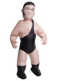 WWE Inflatable Andre the Giant 大人用 コスチューム ハロウィン メンズ コスプレ 衣装 男性 仮装 男性用 イベント パーティ ハロウィーン 学芸会