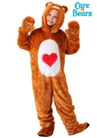 ケアベア チャイルド Classic Tenderheart Bear コスチューム クリスマス ハロウィン 子ども コスプレ 衣装 仮装 こども イベント 子ども パーティ ハロウィーン 学芸会