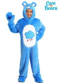 ケアベア チャイルド Classic Grumpy Bear コスチューム クリスマス ハロウィン 子ども コスプレ 衣装 仮装 こども イベント 子ども パーティ ハロウィーン 学芸会
