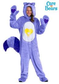 ケアベア Bright Heart Raccoon コスチューム for キッズ クリスマス ハロウィン 子ども コスプレ 衣装 仮装 こども イベント 子ども パーティ ハロウィーン 学芸会