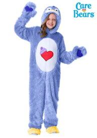 ケアベア & Cousins Cozy Heart Penguin コスチューム for キッズ クリスマス ハロウィン 子ども コスプレ 衣装 仮装 こども イベント 子ども パーティ ハロウィーン 学芸会