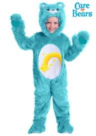 ケアベア Wish Bear 幼児 コスチューム クリスマス ハロウィン 子ども コスプレ 衣装 仮装 こども イベント 子ども パーティ ハロウィーン 学芸会