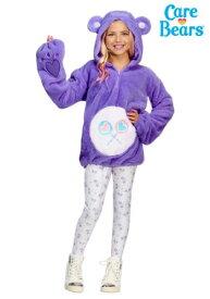 ケアベア デラックス Tween Share Bear Hoodie コスチューム クリスマス ハロウィン 子ども コスプレ 衣装 仮装 こども イベント 子ども パーティ ハロウィーン 学芸会