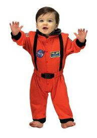 【マラソン全品P5倍】赤ちゃん 新生児 Orange 宇宙飛行士 Romper コスチューム クリスマス ハロウィン 子ども コスプレ 衣装 仮装 こども イベント 子ども パーティ ハロウィーン 学芸会