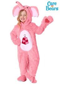 幼児 Lotsa Heart Elephant ケアベア & Cousins コスチューム クリスマス ハロウィン 子ども コスプレ 衣装 仮装 こども イベント 子ども パーティ ハロウィーン 学芸会
