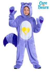 ケアベア & Cousins Bright Heart Raccoon コスチューム for 幼児s クリスマス ハロウィン 子ども コスプレ 衣装 仮装 こども イベント 子ども パーティ ハロウィーン 学芸会